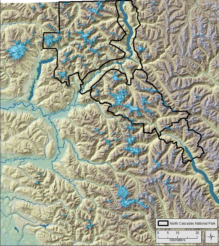 Glacier Change in the North Cascades Washington